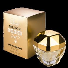 Туалетная вода `PACO RABANNE` LADY MILLION EAU MY GOLD (жен.) 30 мл           а/п 3349668526376