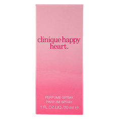 Парфюмерная вода `CLINIQUE` HAPPY HEART (жен.) 30 мл