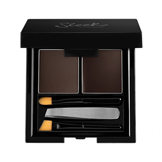 Набор для бровей `SLEEK MAKEUP` BROW KIT тон 819 (extra dark)