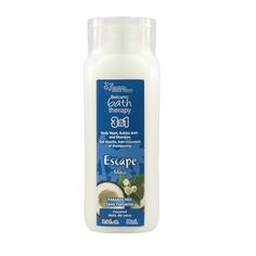 Гель для душа, пена для ванны, шампунь для волос `BATH THERAPY` ESCAPE 3 в 1 Кокос Мауи 98 мл