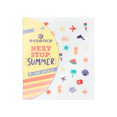 Наклейки для ногтей ESSENCE NEXT STOP: SUMMER