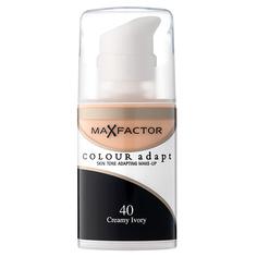 ТОН-КРЕМ `MAX FACTOR` для лица `Colour Adapt` тон 40