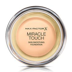 Крем тональный для лица `MAX FACTOR` MIRACLE TOUCH тон 40 (creamy ivory)