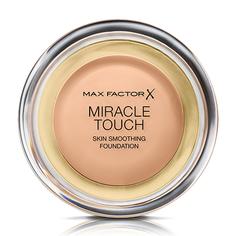 Крем тональный для лица `MAX FACTOR` MIRACLE TOUCH тон 45 (warm almond)