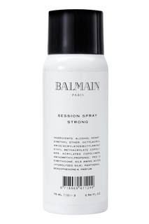 Спрей для укладки волос сильной фиксации (дорожный вариант), 75 ml Balmain Paris Hair Couture