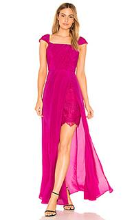 Платье arabella - aijek