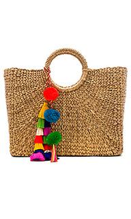 Квадратная сумка-короб - JADEtribe