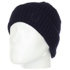 Шапка Fred Perry Pineapple Stitch Beanie Navy
