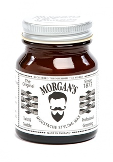 Воск для укладки усов Morgans