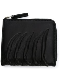 кошелёк с молнией Alexander McQueen