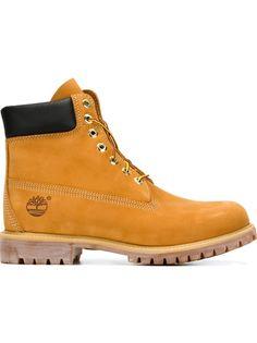 ботинки на шнуровке  Timberland