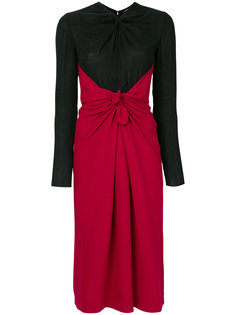 платье со сборкой  Proenza Schouler