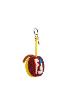 Apple bag charm Fendi