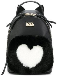 маленький рюкзак K/Love Karl Lagerfeld