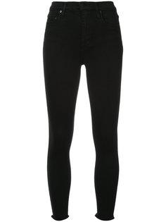 укороченные джинсы скинни Nobody Denim