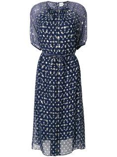 платье с принтом  Paul Smith
