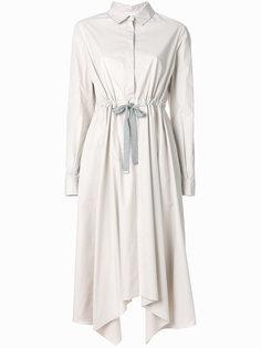платье со шнурком  Fabiana Filippi