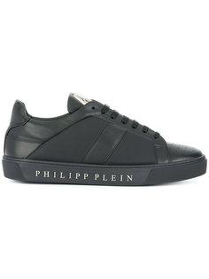 кроссовки со шнуровкой Philipp Plein