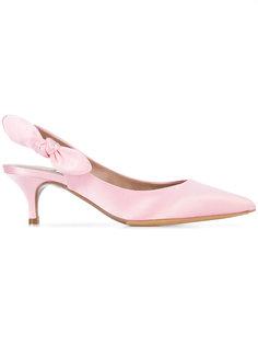 туфли без задника с бантом сбоку Tabitha Simmons