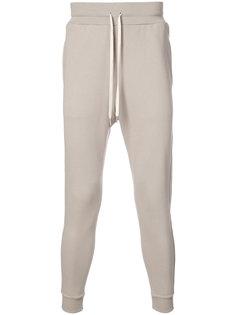 спортивные штаны узкого кроя John Elliott