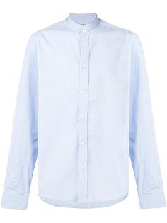 рубашка с воротником-стойкой Kenzo