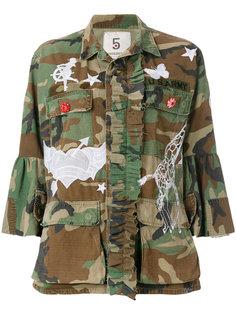 камуфляжная куртка 5 Progress