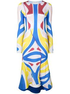 платье Surf дизайна колор-блок Esteban Cortazar