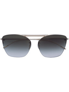 солнцезащитные очки-бабочки Oliver Peoples