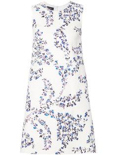 платье без рукавов с цветочным рисунком Les Copains