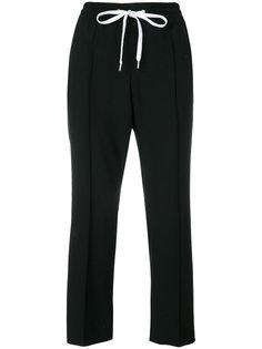 брюки на шнурке Miu Miu