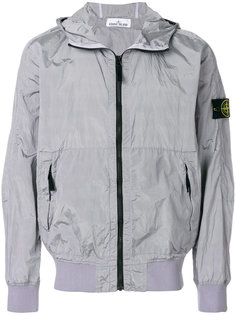 легкая куртка с капюшоном Stone Island