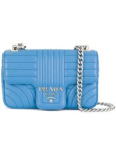сумка на плечо Diagramme Prada