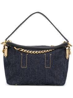 джинсовая сумка на плечо Sacai