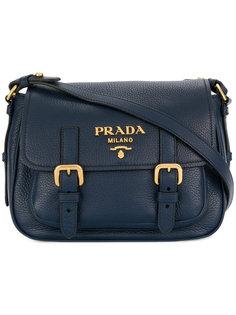 сумка через плечо с логотипом  Prada