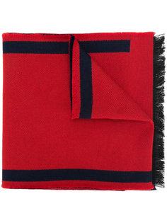 шарф с логотипом  Valentino