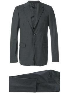 официальный костюм узкого кроя Prada