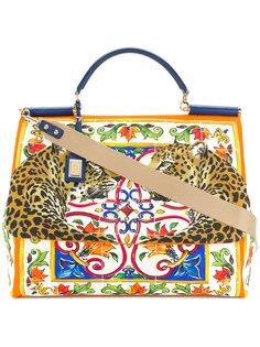 large Sicily tote Dolce & Gabbana