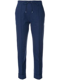 укороченные брюки слим  Kenzo