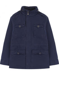 Куртка на молнии с подстежкой Polo Ralph Lauren