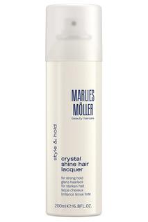 Лак для волос блеск 200 мл MARLIES MOLLER