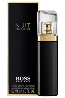 Hugo Boss Nuit EDP, 50 мл Hugo Boss