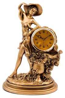 Часы настольные 26x16x36 см Русские подарки