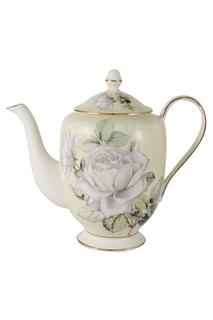 """Чайник 1.0л """"Белые розы"""" Colombo"""