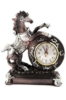 """Часы настольные """"Конь"""" 16x12 Русские подарки"""