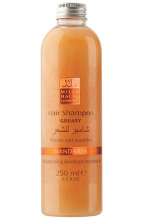 Шампунь для жирных волос HALAL COSMETICS