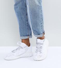Белые кроссовки adidas Originals Tubular Doom - Белый