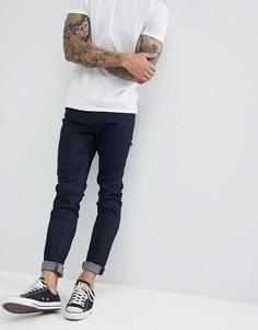 Зауженные джинсы Le Breve - Синий