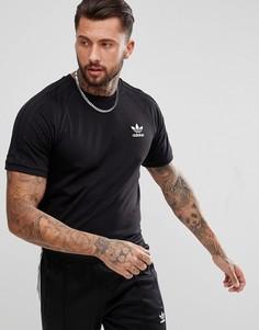 Черная футболка adidas Originals adicolor California CW1202 - Черный
