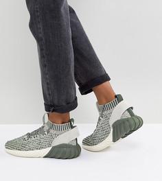 Женские зеленые кроссовки adidas Originals Tubular Doom - Зеленый