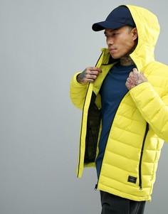 Желтая дутая куртка ONeill Activewear Tube - Желтый Oneill